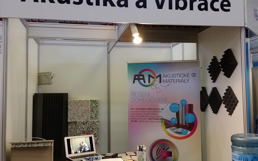 Vystavovali jsme na International exhibition of technical innovations