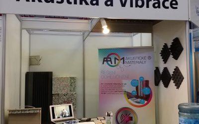 Vystavovali jsme na International exhibition of technical innovations